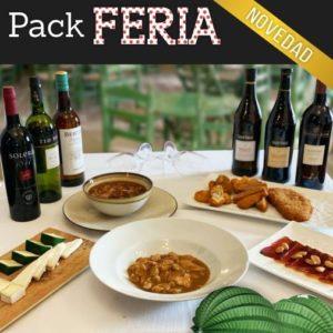 Pack especial Feria