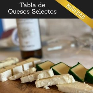 Tabla de Quesos Selectos